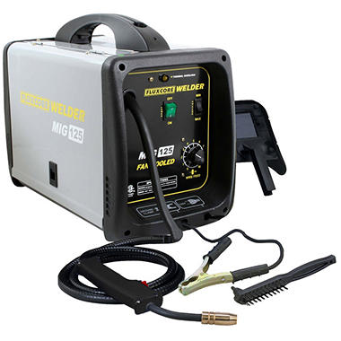 Pro-Series MIG Welder Flux Core 125