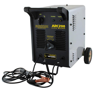 Pro-Series Arc 200 Stick Welder