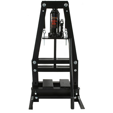 Black Bull - 6 Ton A-Frame Shop Press