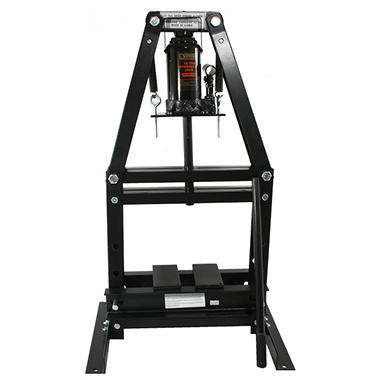 Black Bull - 12 Ton A-Frame Shop Press