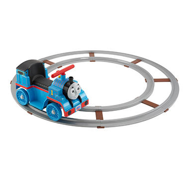 6v Power Wheels Thomas & Friends with Track