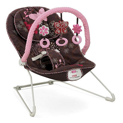 Fisher-Price Mocha Butterfly Bouncer