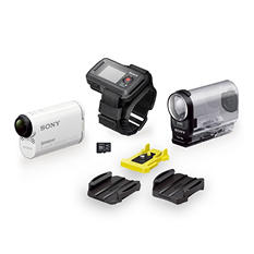 Sony HDRAS100V/W POV Action Camera
