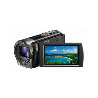 Sony HDR-CX160 High Definition Camcorder - Black