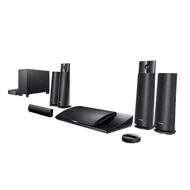 Sony 5.1 3D Blu-ray Home Theater System w/ Built-in Wi-Fi