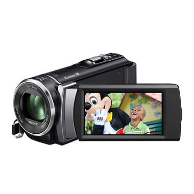 Sony Full HD 8GB Flash Memory Camcorder CX210 - Black