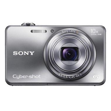 Sony DSC-WX150 18.2MP Digital Camera - Silver