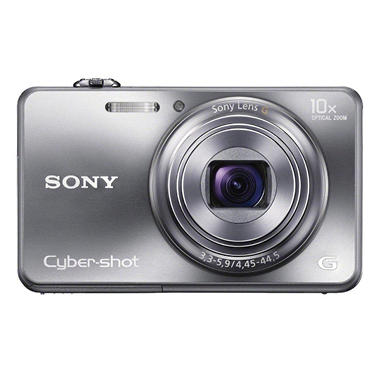 Sony DSC-WX150 18.2MP Digital Camera - Silver