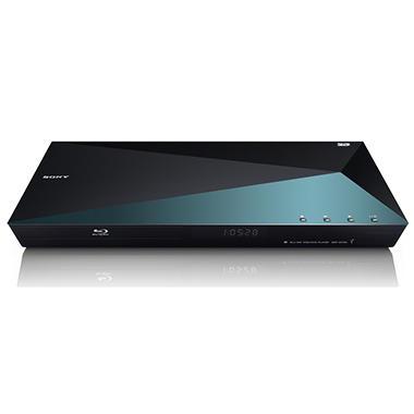 Sony 3D Blu-ray Disc Player w/ Wi-Fi