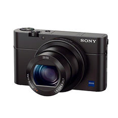 Sony DSC-RX100m3/B 20.1MP Digital Camera with 24-70mm Optical Zoom