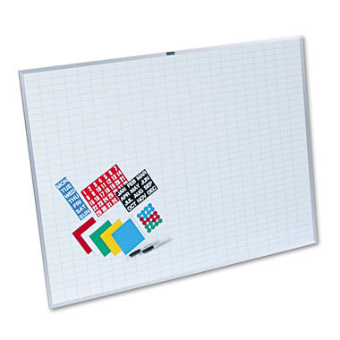 Magna Visual® Lustreboard Planning Kit