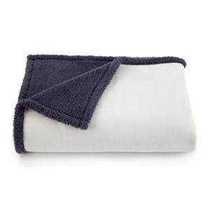 Vellux Shearling Throw (Assorted Colors)