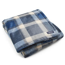 IZOD Riley Plaid Throw