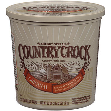 Shedd's Spread Country Crock® - 60 oz.