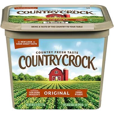 Shedd's Spread Country Crock® - 5 lbs.