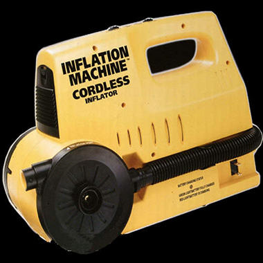 BonAire Cordless Inflation Machine