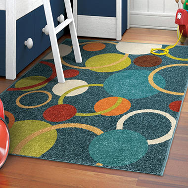 Circles in the Sky Area Rug  302264