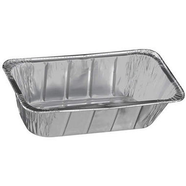 Reynolds® Foil Containers 1/3 Size - 100ct