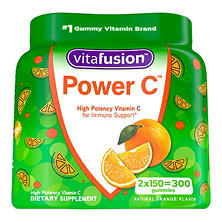 Vitafusion Power C Gummies (300 ct.)