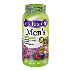 VitaFusion Adult Vitamins, Men's  (220 ct.)