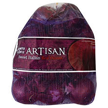 Tanimura and Antle Sweet Italian Red Onions ( 6 lbs.)