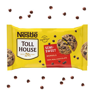 Nestlé® Chocolate Morsels - 72 oz. bag