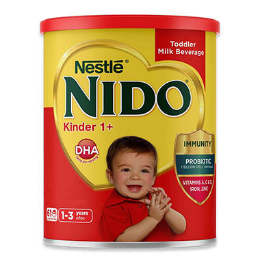 Nestle - Nido Kinder 1+ Toddler Formula, 77.6 oz. - 1 pk.