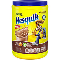 Nestle Nesquik Chocolate Flavored Powder (2.61 lb.)