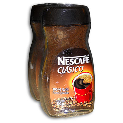 Nescafe Clasico Instant Coffee (7 oz., 2 pk.)
