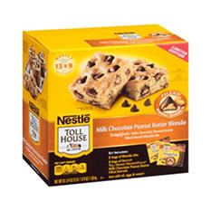 Nestle Tollhouse Milk Chocolate Peanut Butter Blondie (55.75 oz.)