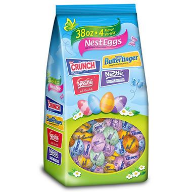 Nestle NestEggs 4 Flavor Variety Bag - 38 oz.