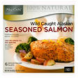 Wild Caught Alaskan Seasoned Salmon - 2.25 lbs.