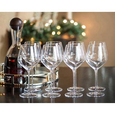 Camelot Crystal Goblets (Set of 8)