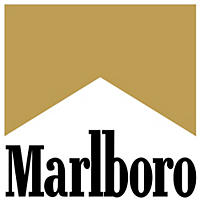 Marlboro Gold Box - 200 ct.