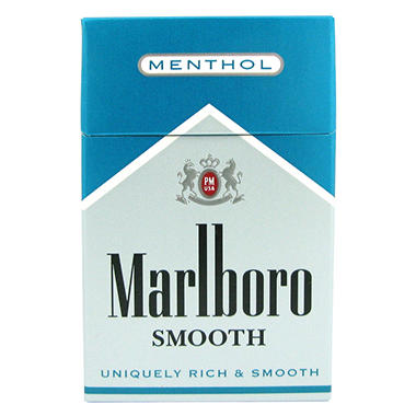 XX-Marlboro Smooth Menthol Box - 200 ct.