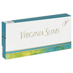 Virginia Slims Menthol Gold 120s Box - 200 ct.