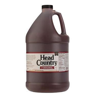 Head Country Bar-B-Q Sauce - 160 oz.