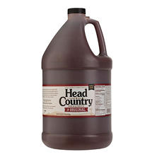 Head Country Bar-B-Q Sauce - 160 oz.