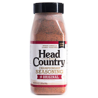 Head Country All Purpose Seasoning - 30 oz.