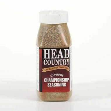 Head Country Championship Seasoning - 32 oz.