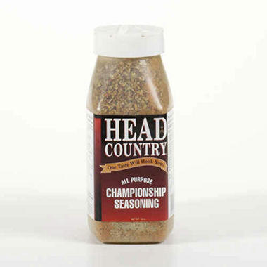 Head Country Championship Seasoning - 32 oz.