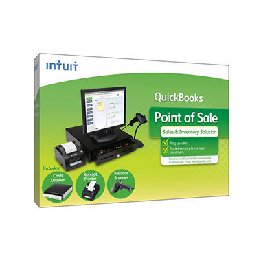 QuickBooks Point of Sale Software & Hardware