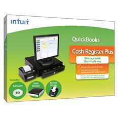 QuickBooks Cash Register Plus Software & Hardware