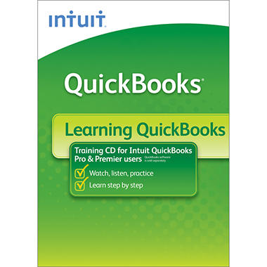 Learning QuickBooks for Windows 2013