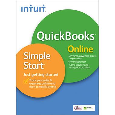 QuickBooks Online Simple Start