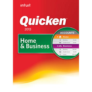 Quicken Home & Business 2013