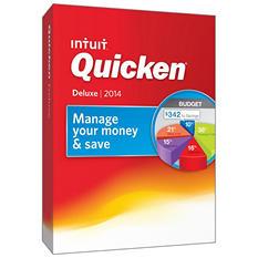Quicken Deluxe 2014