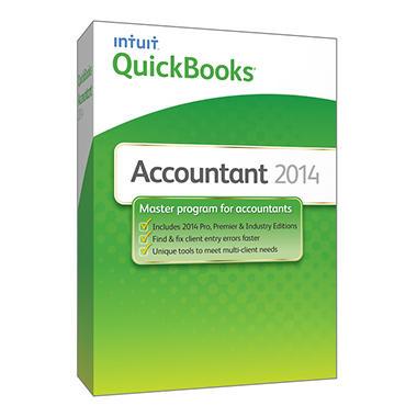 QuickBooks Accountant 2014