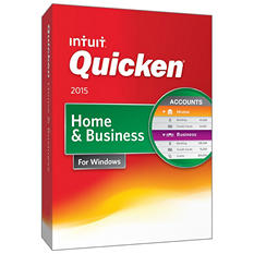 Quicken Home & Business 2015