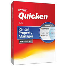 Quicken Rental Property Manager 2015